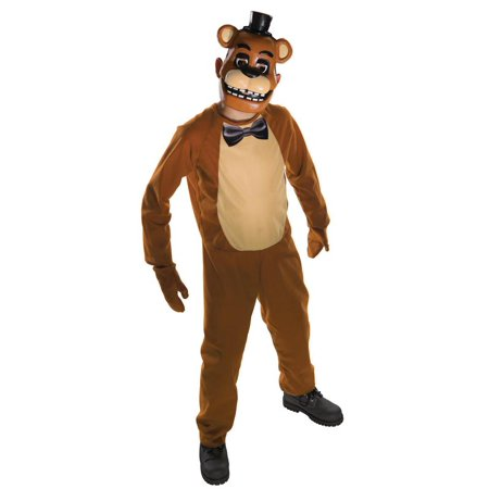 Rubies Five Nights at Freddy's Freddy Boys Halloween Costume](Halloween Horror Nights Freddy Jason Leatherface)
