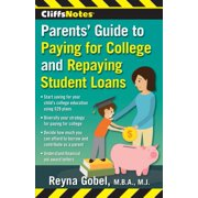 CliffsNotes Parents' Guide to Paying for College and Repaying Student Loans - eBook
