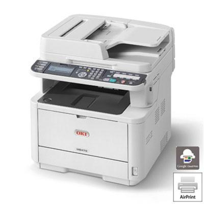 Okidata Mb472w - Mono - Mfp - Multifunction - Wireless - Wi-fi - Led - Printer - 35 Ppm