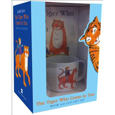 The Tiger Who Came to Tea Book and Cup Gift Set (Hardcover)
