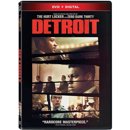 Detroit  Dvd   Digital
