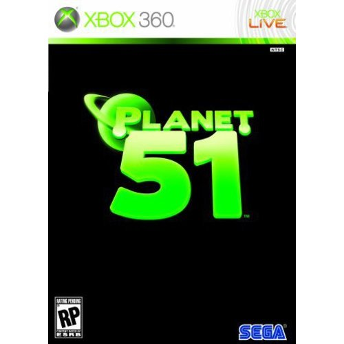 Sega Planet 51 - Xbox 360