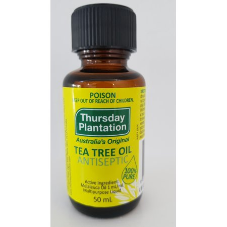 Thursday Plantation 100% Pure Tea Tree Oil - 50 ml ()