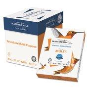 PREMIUM MULTIPURPOSE PRINT PAPER, 97 BRIGHT, 20LB, 8.5 X 11, WHITE, 500 SHEETS/REAM, 5 REAMS/CARTON