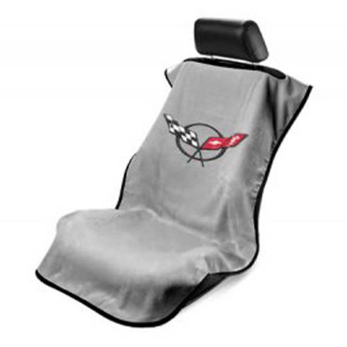 SeatArmour Corvette C5 Grey Seat Armour