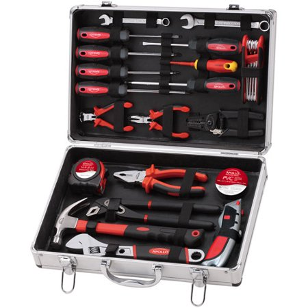 28-Piece Tool Kit in Aluminum Case