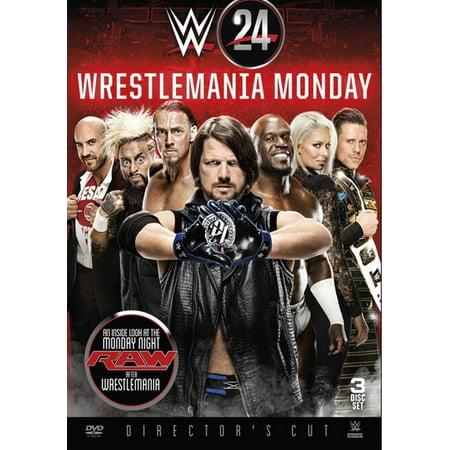 Wwe  Wwe 24   Wrestlemania Monday