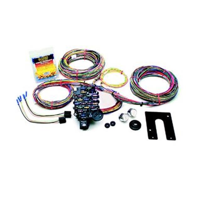 Painless Wrg 10202 Chassis Wiring Harness, 18 Circuit