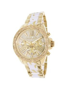 b84503135023 Product Image Michael Kors Women s Wren MK6157 Gold Stainless-Steel Quartz  Watch