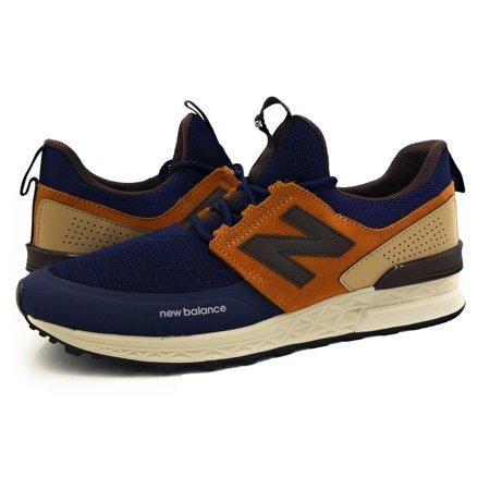 2d4db6c287035 New Balance - NEW BALANCE 574 Sport Decon   Pigment / Canyon (MS574DTX) (10- Men) - Walmart.com
