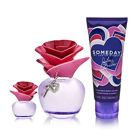 Someday by Justin Bieber, Gift Set for Women