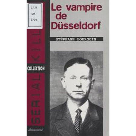 Le Vampire de Dusseldörf - eBook (Photos De Vampire D'halloween)