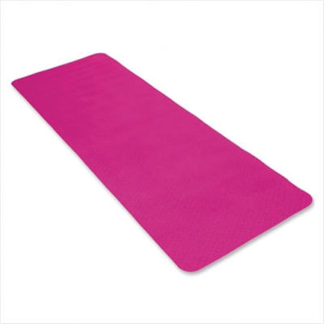 Ecowise 80103 Essential Yoga And Pilates Mat Lavender