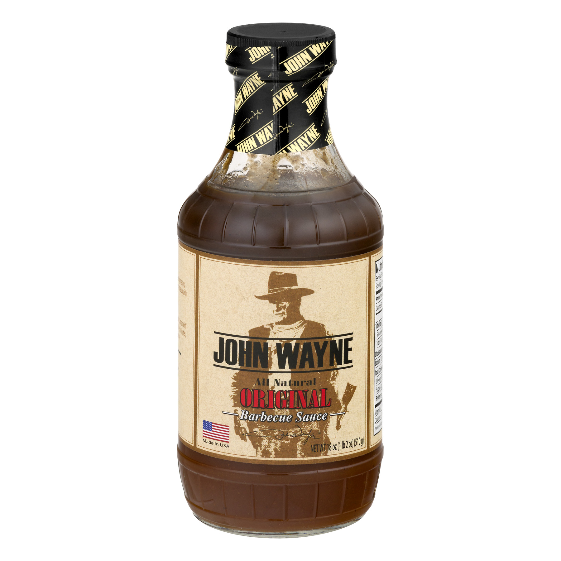 official john wayne way to barbecue the