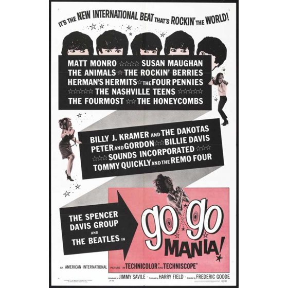 Pop Gear Movie Poster (11 x 17)