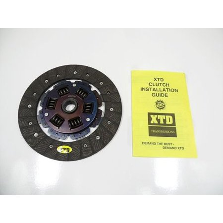 Nissan 300zx Coupe - XTD STAGE 2 CLUTCH DISC & TOOL FOR 1990-96 NISSAN 300ZX COUPE 3.0L VG30DE