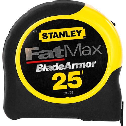 Stanley 25' Fatmax Tape Measure, 33-725E