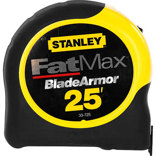 Stanley 25' Fatmax Tape Measure, 33-725E
