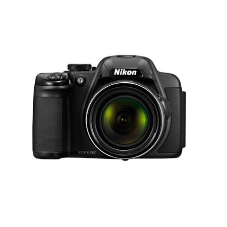 Nikon Black Coolpix P520 Digital Camera With 181 Megapixels 42x