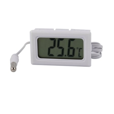 - -10C ~ 70C Electronic Digital Display Thermometer Temperature Timer