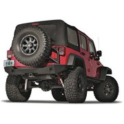 Warn 89525 War89525 07-12 Jk Elite Series Rear Bumper