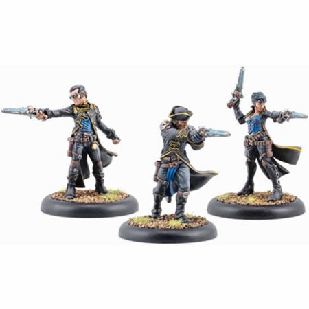 Black 13th Strike Force Unit Cygnar Warmachine Minature Game Privateer Press (Force Unit)