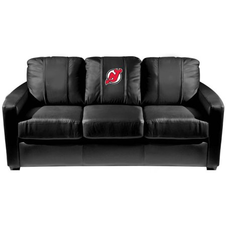 Strange New Jersey Devils Nhl Silver Sofa Alphanode Cool Chair Designs And Ideas Alphanodeonline