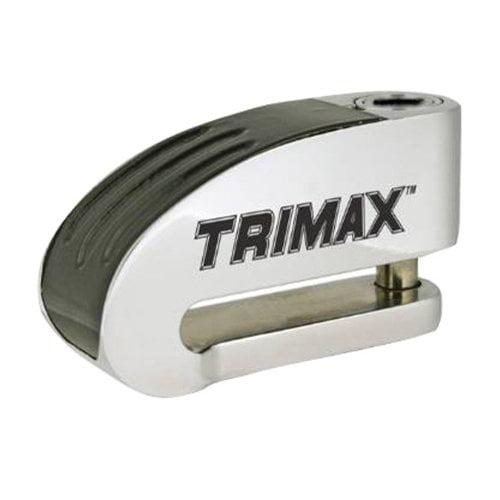Trimax Alarm Disc Lock Black