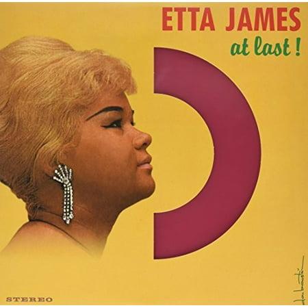 Etta James - At Last - Vinyl ()