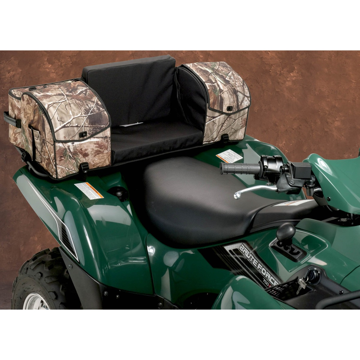"Moose Racing Ridgetop Rear Rack Bag 37""L x 19""W x 12""H Realtree AP"