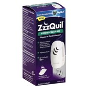 Kaz USA ZZZquil Scented Sleep-Aid Plugged In Sleep Enhancer, 1 Count