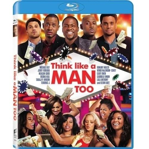Think Like A Man Too (Blu-ray   Digital HD) (With INSTAWATCH) (Anamorphic Widescreen)