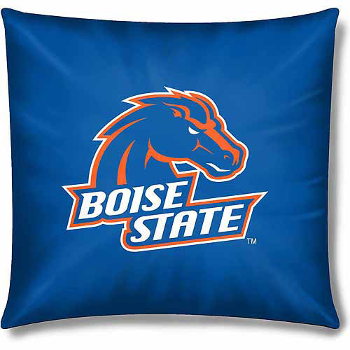 "Boise State Official 15"" Toss Pillow"