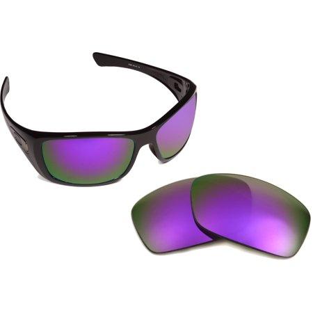 Hijinx Replacement Lenses Purple Mirror by SEEK fits OAKLEY Sunglasses (Halloween Hijinx)
