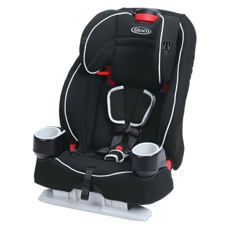 Graco Atlas 65 2-in-1 Harness Booster Car Seat, (Olli Booster)