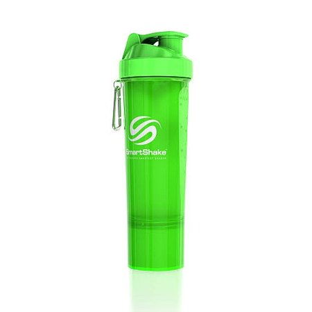 SMARTSHAKE Slim 500ml - Neon Green