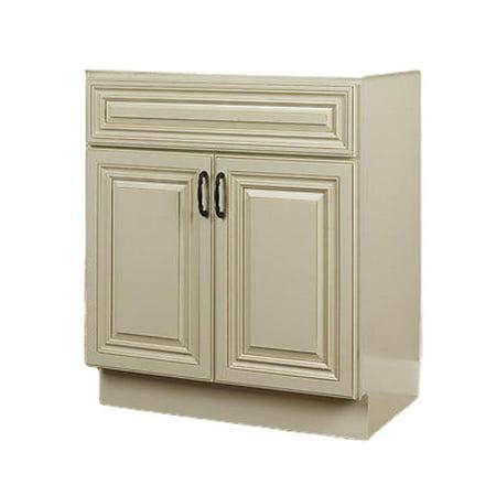 - JSI Wheaton Cream Glaze Bathroom 24