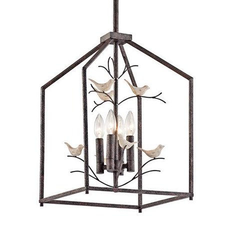 Kichler 43588 Pendants Tippi Indoor Lighting; Rust