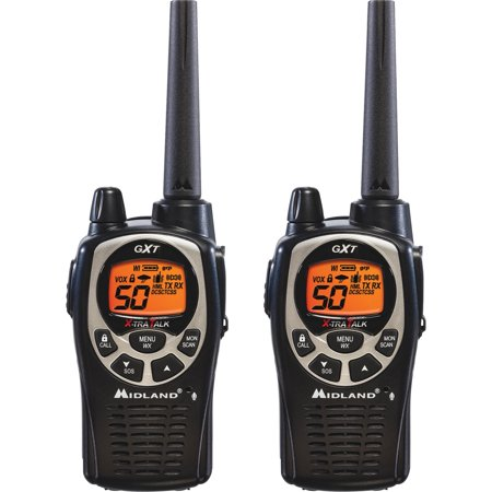 Midland Gxt1000vp4 Up To 36 Mile Two Way Radio