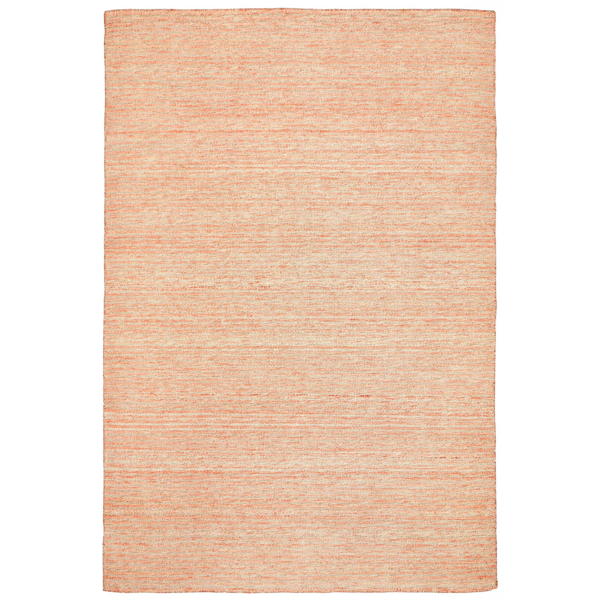 Liora Manne Mojave 6203/17 Pencil Stripe Orange Area Rug