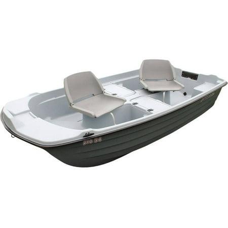 Sun dolphin pro 9 4 39 sun dolphin fishing boat in light for Sun dolphin fishing boat