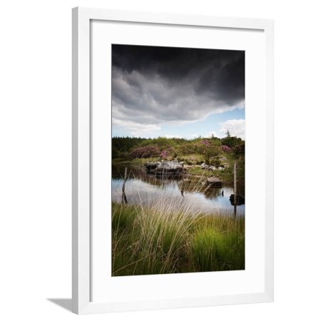 The Sun Is Gonna Rise Again Framed Print Wall Art By Philippe (The Suns Gonna Rise In A Mile)
