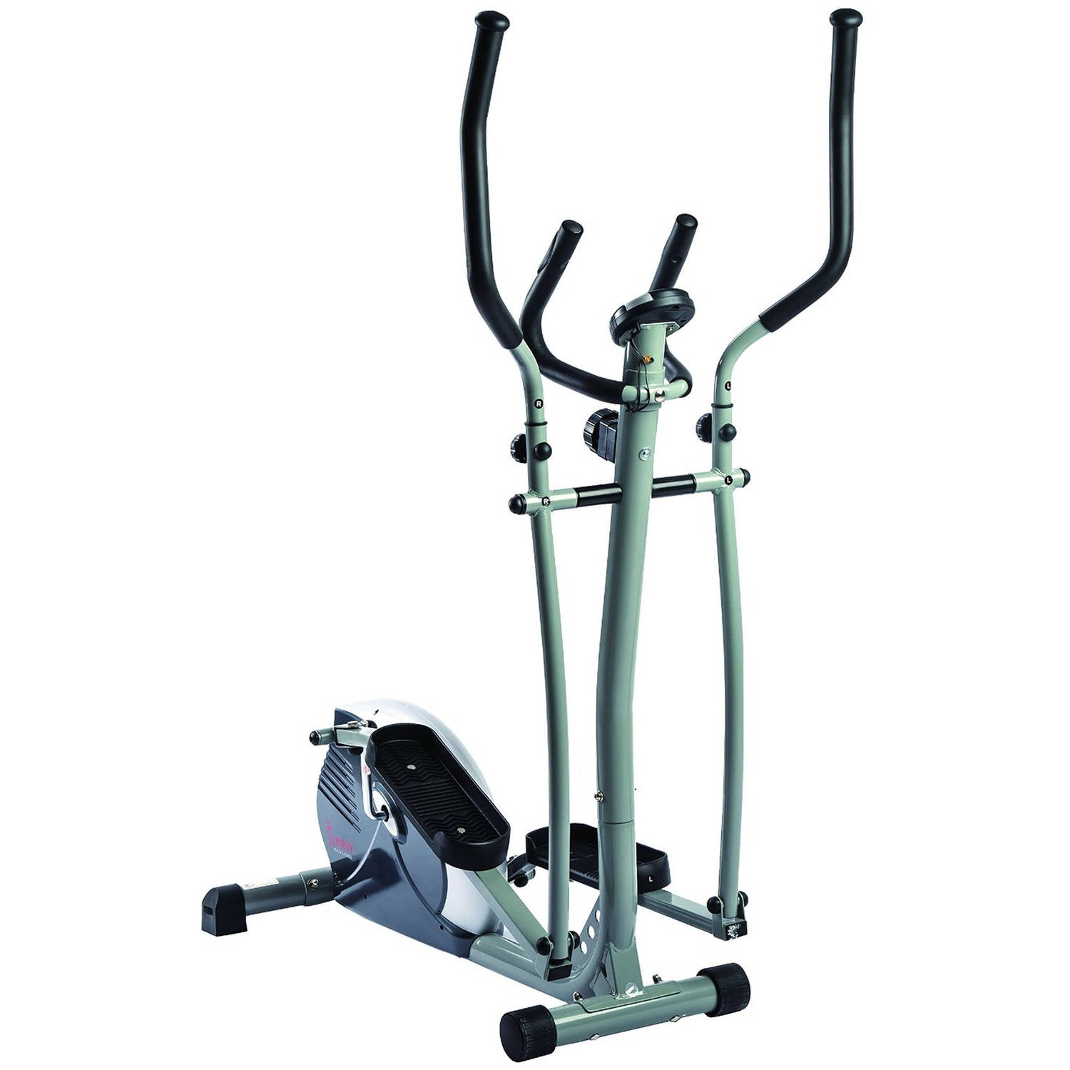 Sunny Health and Fitness SF-E906 Magnetic Elliptical Trainer