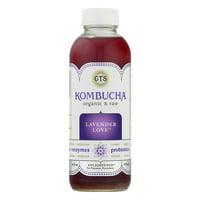 GT's Organic Kombucha Lavender Love