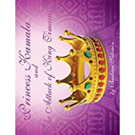 Princess Kamala And The Attack Of King Timaeus  Paperback   Feb 19  2015  Sol