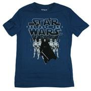 Star Wars Mens The Last Jedi Graphic T-Shirt