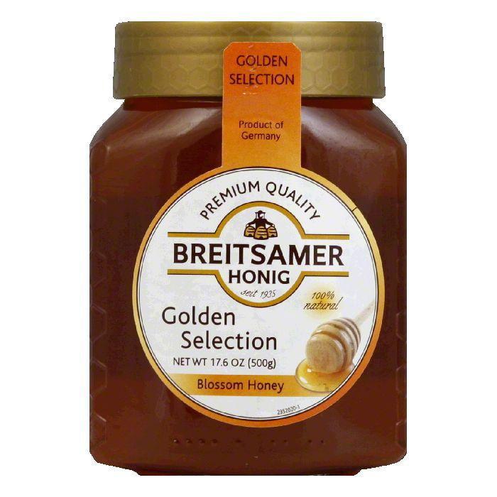 Breitsamer Honey Golden, 17.6 OZ (Pack of 6)