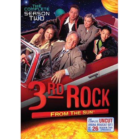3rd Rock from the Sun: Season 2 (DVD) (3rd Rock From The Sun Tv Series)