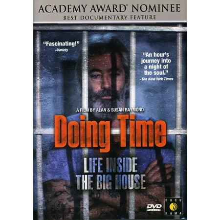 Doing Time: Life Inside The Big House (DVD) (Doing Time Life Inside The Big House Documentary)