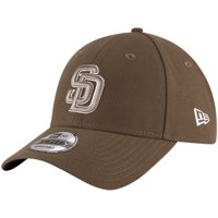 San Diego Padres New Era The League Alternate 9FORTY Adjustable Hat - Brown - OSFA